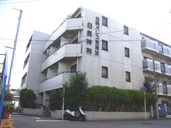 神奈川県横浜市西区、横浜駅徒歩24分の築29年 4階建の賃貸マンション