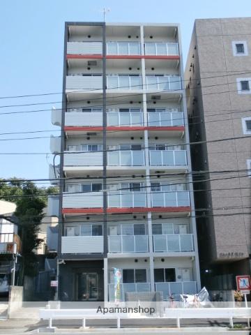 神奈川県横浜市保土ケ谷区、保土ケ谷駅徒歩4分の築3年 7階建の賃貸マンション