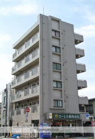 神奈川県横浜市西区、横浜駅徒歩23分の築28年 6階建の賃貸マンション