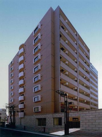 神奈川県横浜市中区、黄金町駅徒歩4分の築13年 10階建の賃貸マンション