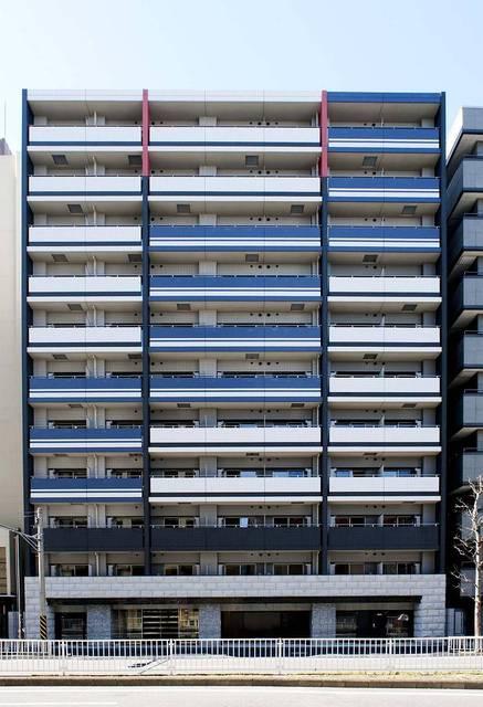 神奈川県横浜市西区、桜木町駅徒歩10分の築6年 11階建の賃貸マンション