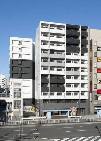 神奈川県横浜市中区、馬車道駅徒歩7分の築4年 11階建の賃貸マンション
