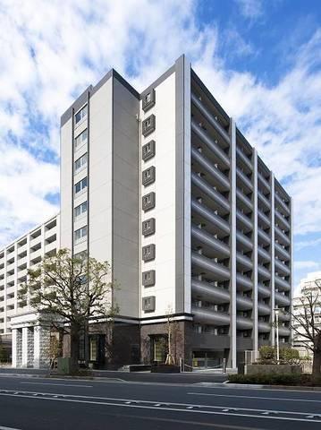 神奈川県横浜市中区、石川町駅徒歩7分の築4年 11階建の賃貸マンション