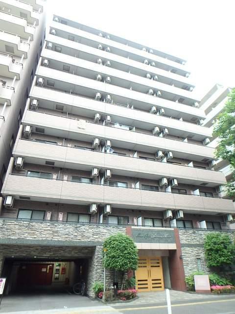 神奈川県横浜市中区、関内駅徒歩4分の築14年 11階建の賃貸マンション
