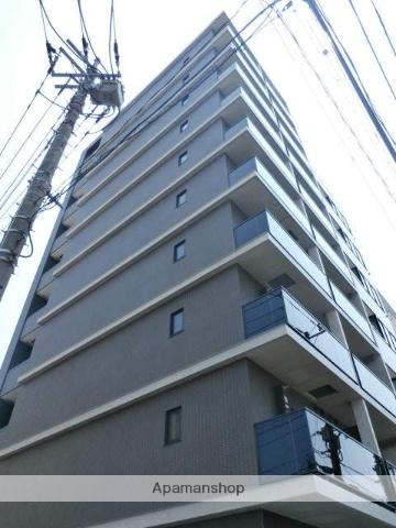 神奈川県横浜市西区、横浜駅徒歩27分の築2年 10階建の賃貸マンション