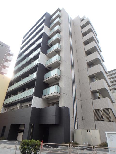 神奈川県横浜市中区、黄金町駅徒歩4分の築2年 10階建の賃貸マンション