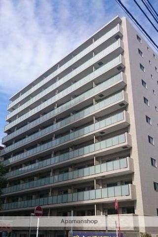 神奈川県横浜市中区、石川町駅徒歩3分の築1年 11階建の賃貸マンション