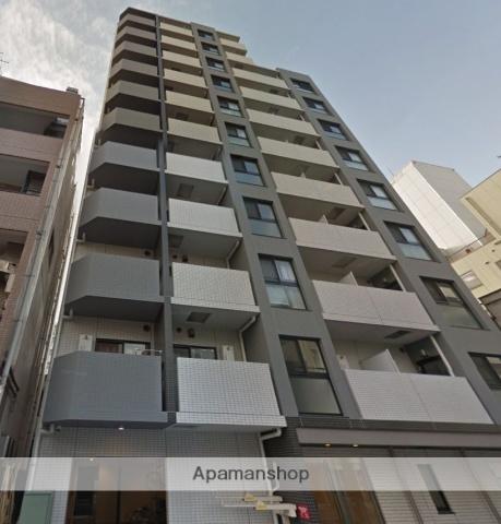 神奈川県横浜市中区、桜木町駅徒歩4分の築2年 11階建の賃貸マンション