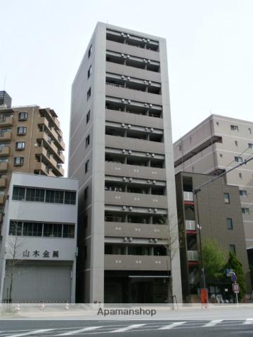 神奈川県横浜市神奈川区、横浜駅徒歩10分の築9年 10階建の賃貸マンション