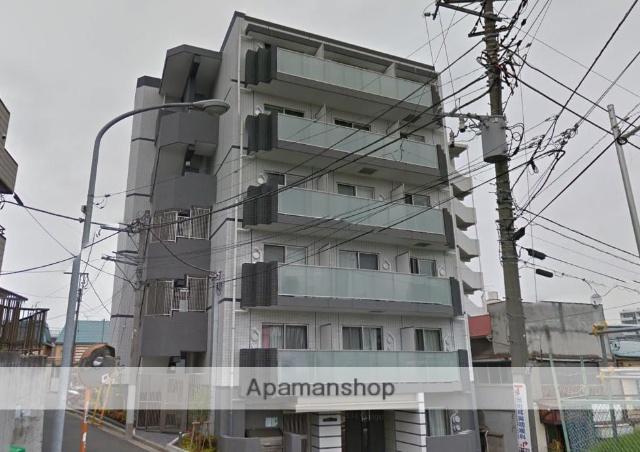 神奈川県横浜市神奈川区、東神奈川駅徒歩12分の築2年 6階建の賃貸マンション