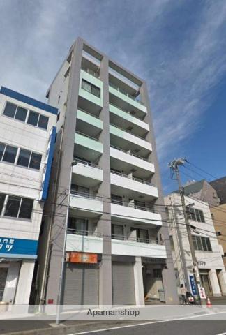 神奈川県横浜市神奈川区、神奈川駅徒歩10分の築12年 8階建の賃貸マンション