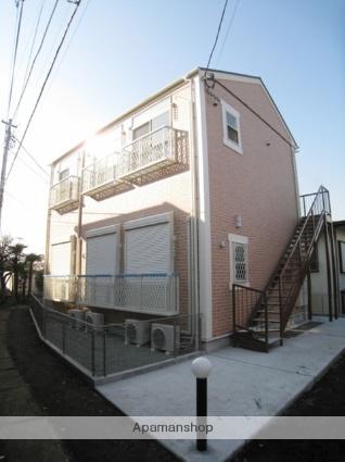 神奈川県横浜市西区、戸部駅徒歩16分の築6年 2階建の賃貸アパート
