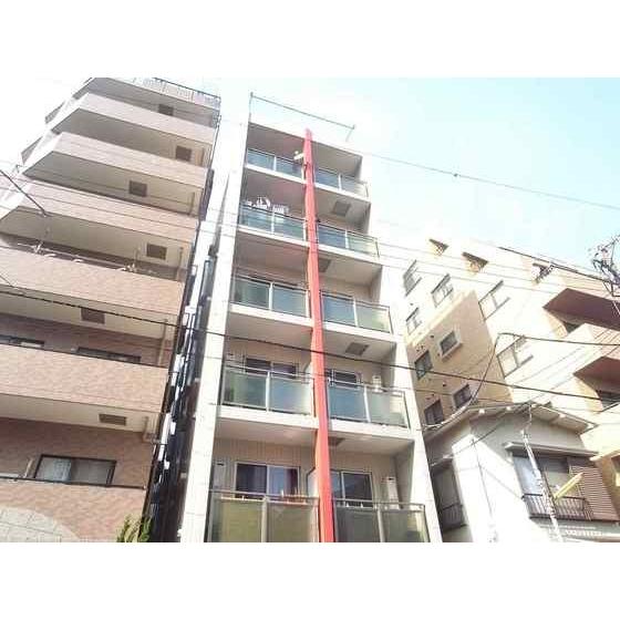 神奈川県横浜市南区、南太田駅徒歩7分の築11年 6階建の賃貸マンション