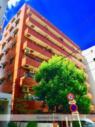 神奈川県横浜市西区、横浜駅徒歩11分の築27年 8階建の賃貸マンション
