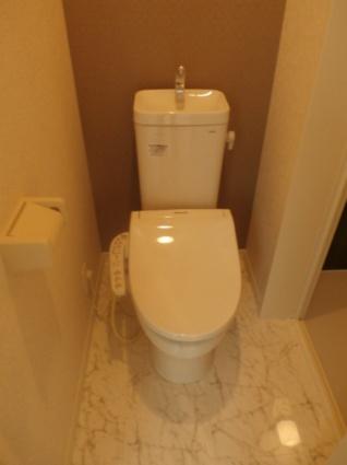 ユナイト横浜ウェリントン[1R/12.49m2]のトイレ