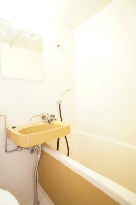 ヴィラ西横浜A棟[1R/14.4m2]の洗面所