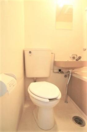 ヴィラ西横浜A棟[1R/14.4m2]のトイレ