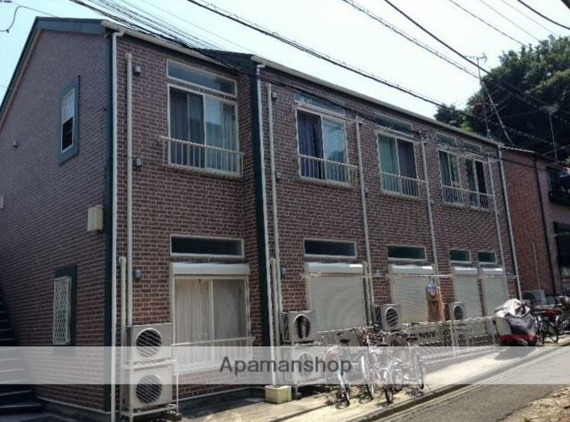 神奈川県横浜市西区、横浜駅徒歩33分の築7年 2階建の賃貸アパート