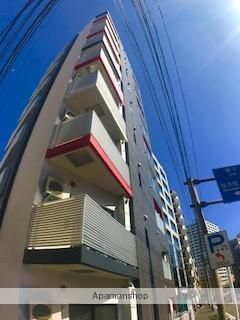 神奈川県横浜市中区、桜木町駅徒歩6分の新築 10階建の賃貸マンション