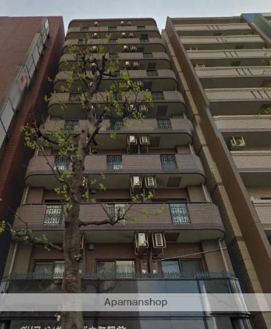 神奈川県横浜市中区、横浜駅徒歩28分の築9年 11階建の賃貸マンション