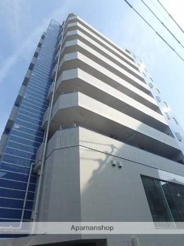 神奈川県横浜市神奈川区、東神奈川駅徒歩8分の築1年 10階建の賃貸マンション