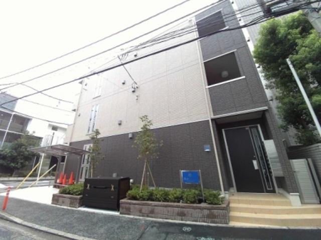 神奈川県横浜市中区、石川町駅徒歩11分の築1年 3階建の賃貸アパート