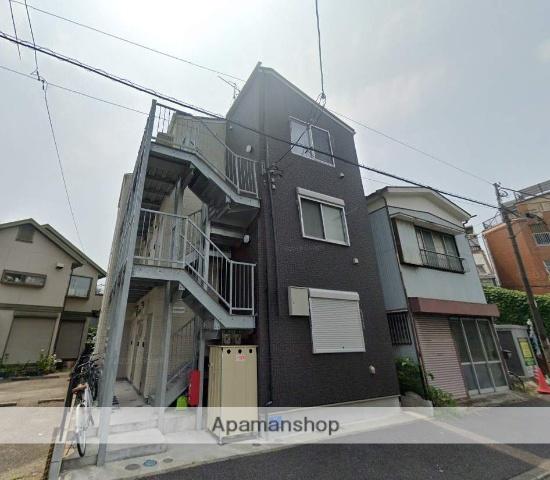 神奈川県横浜市南区、黄金町駅徒歩12分の築1年 3階建の賃貸アパート