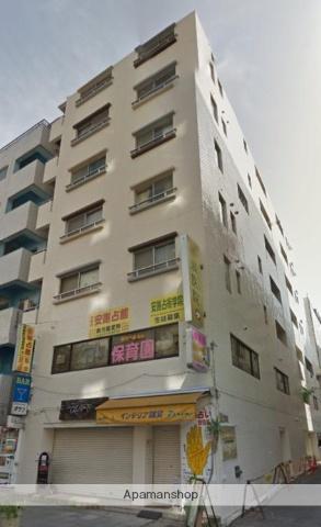 神奈川県横浜市中区、石川町駅徒歩6分の築32年 8階建の賃貸マンション