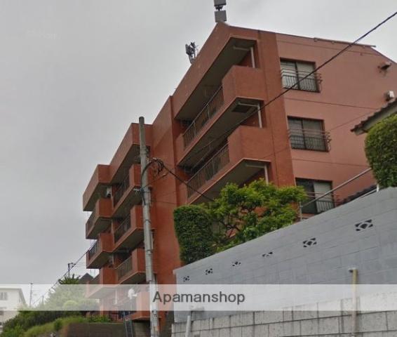 神奈川県横浜市神奈川区、横浜駅徒歩34分の築36年 4階建の賃貸マンション