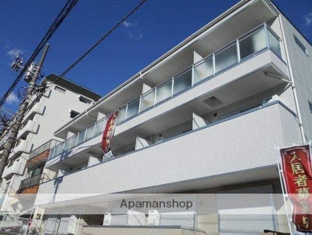 神奈川県横浜市西区、横浜駅徒歩24分の新築 3階建の賃貸マンション