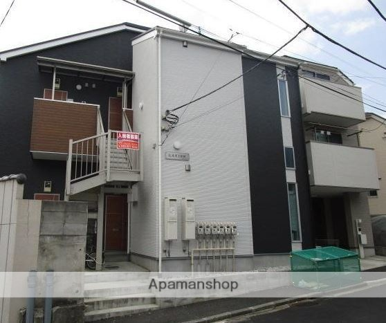 神奈川県横浜市保土ケ谷区、横浜駅バス16分上星川下車後徒歩5分の新築 2階建の賃貸アパート