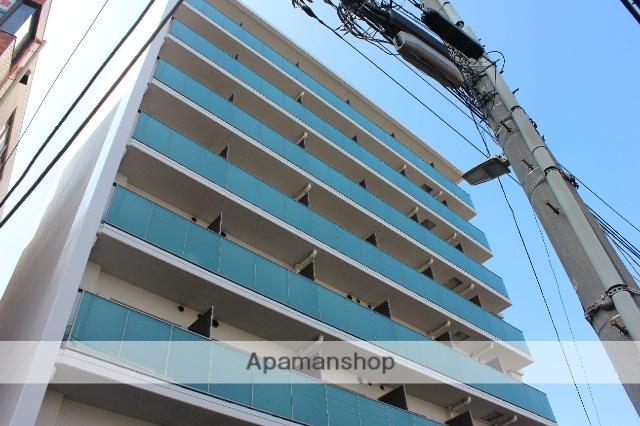 神奈川県横浜市西区、横浜駅徒歩8分の築1年 8階建の賃貸マンション