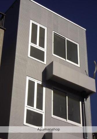 神奈川県横浜市西区、戸部駅徒歩15分の新築 4階建の賃貸マンション