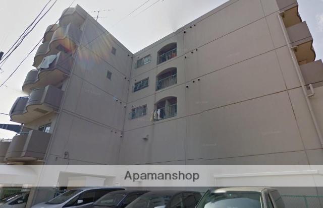 神奈川県横浜市神奈川区、東神奈川駅徒歩10分の築31年 5階建の賃貸マンション