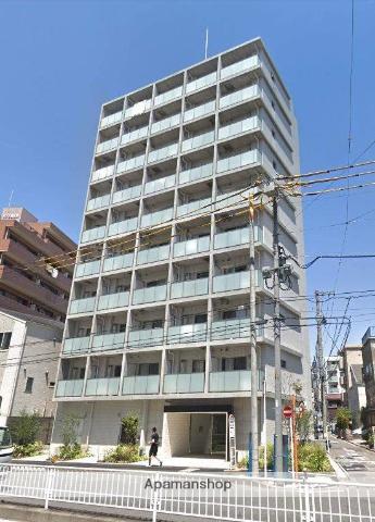 神奈川県横浜市西区、戸部駅徒歩11分の新築 10階建の賃貸マンション