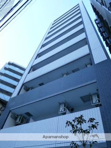 神奈川県横浜市神奈川区、横浜駅徒歩11分の新築 11階建の賃貸マンション