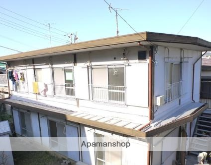 神奈川県横浜市西区、横浜駅徒歩13分の築42年 2階建の賃貸アパート