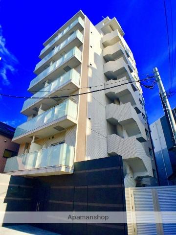 神奈川県横浜市西区、平沼橋駅徒歩13分の新築 11階建の賃貸マンション
