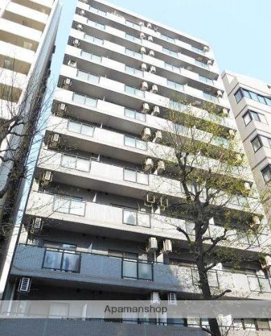 神奈川県横浜市中区、関内駅徒歩5分の築16年 12階建の賃貸マンション