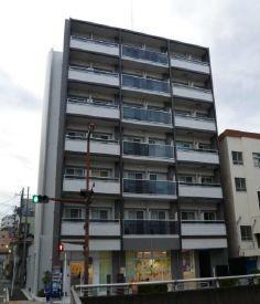 神奈川県横浜市西区、戸部駅徒歩4分の築5年 7階建の賃貸マンション