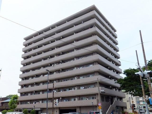 神奈川県横浜市神奈川区、新子安駅徒歩9分の築23年 11階建の賃貸マンション
