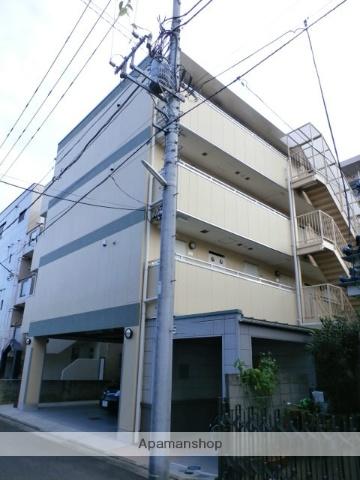 神奈川県横浜市西区、横浜駅徒歩13分の築3年 4階建の賃貸マンション
