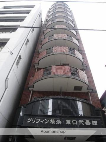 神奈川県横浜市西区、横浜駅徒歩4分の築12年 11階建の賃貸マンション