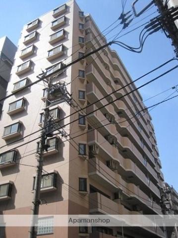 神奈川県横浜市神奈川区、横浜駅徒歩7分の築14年 11階建の賃貸マンション