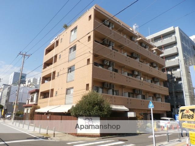 神奈川県横浜市西区、横浜駅徒歩8分の築15年 6階建の賃貸マンション