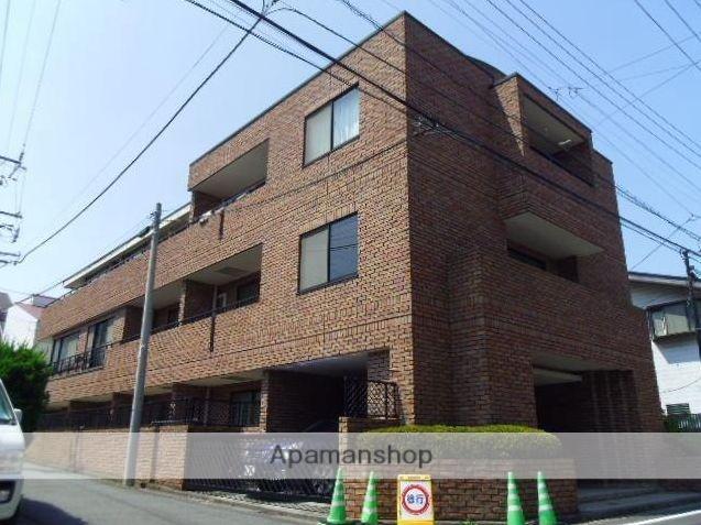 神奈川県横浜市神奈川区、反町駅徒歩3分の築18年 3階建の賃貸マンション