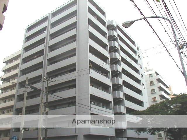 神奈川県横浜市南区、黄金町駅徒歩12分の築26年 10階建の賃貸マンション