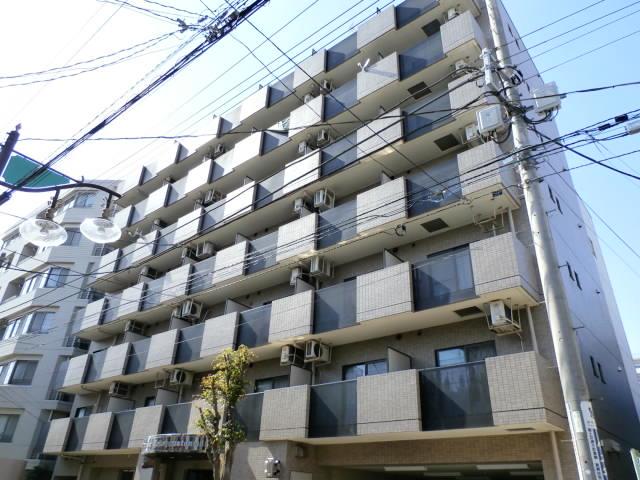 神奈川県横浜市神奈川区、反町駅徒歩5分の築25年 7階建の賃貸マンション