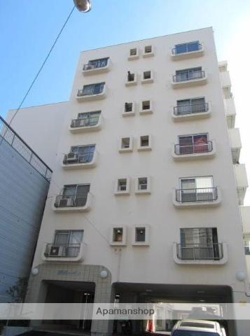 神奈川県横浜市西区、横浜駅徒歩10分の築50年 8階建の賃貸マンション