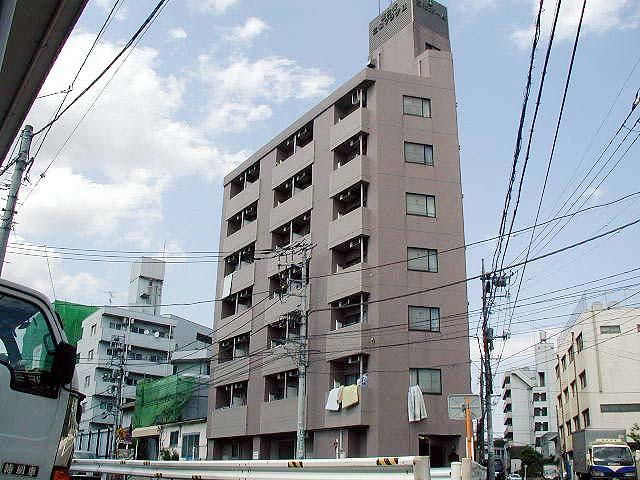 神奈川県横浜市神奈川区、東神奈川駅徒歩5分の築26年 7階建の賃貸マンション